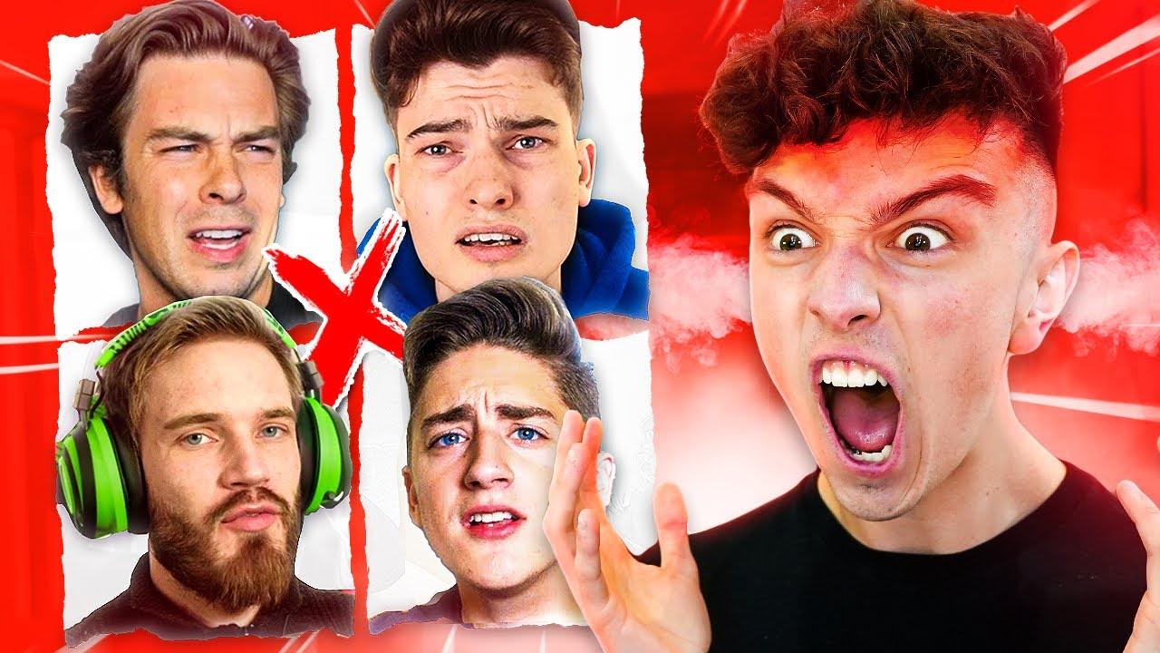 REACTING TO EVERY MORGZ HATE VIDEO...