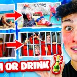 DOES MORGZ COPY MRBEAST? - Truth or Drink Challenge